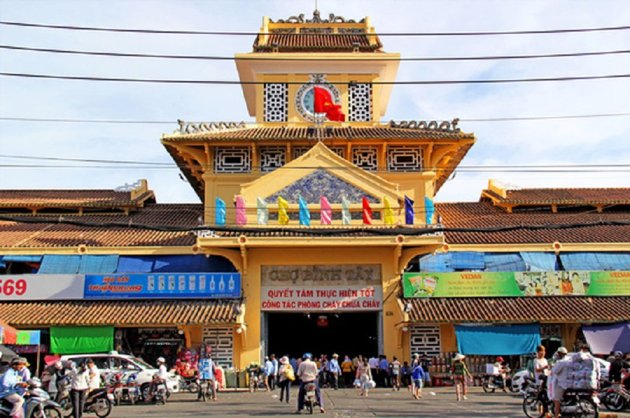 HO CHI MINH CITY TOUR AM