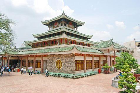 HO CHI MINH CITY – CAN THO – CHAU DOC