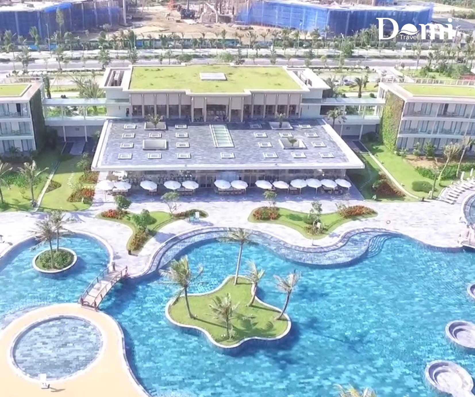 Review khu quần thể du lịch nghĩ dưỡng FLC Sầm Sơn Thanh Hóa đẳng cấp 5 sao